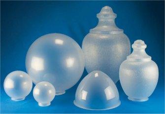 Streetlamp Lighting Globes From Edith Aiken