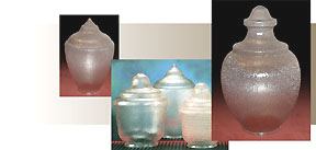 Plastic Lighting Globes From Edee Aiken